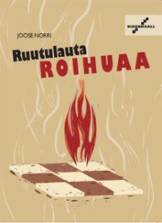 Joose Norrin Ruutulauta roihuaa ilmestyy 25.5.2012