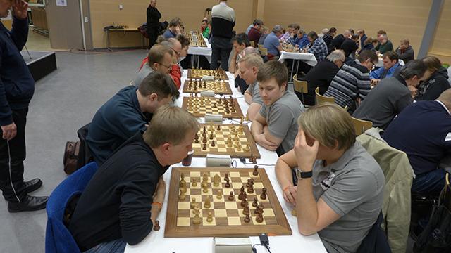 Tammer-Shakki voitti tiukan kisan nopean shakin mestaruudesta