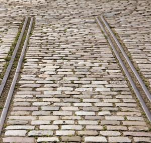 Des rails ...... pour un nul part .....