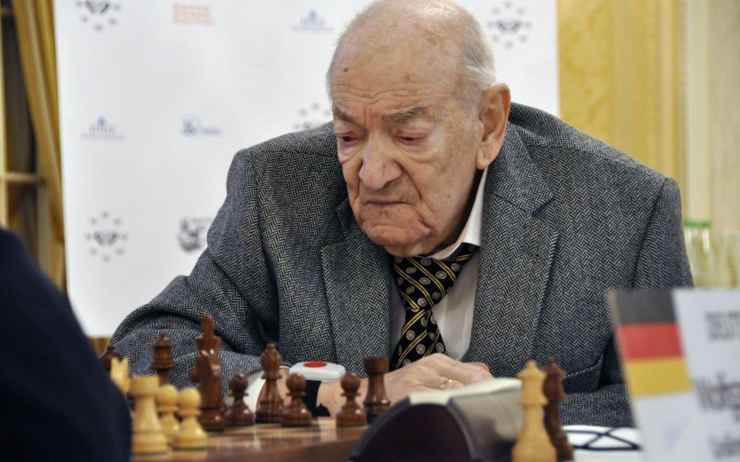 Viktor Kortšnoi on kuollut