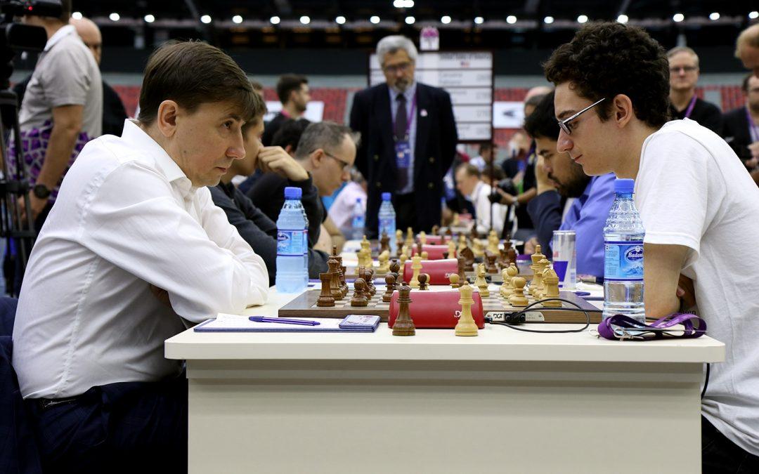 Baku – USA miesten ja Kiina naisten mestari, Suomen joukkueet voittivat ottelunsa!