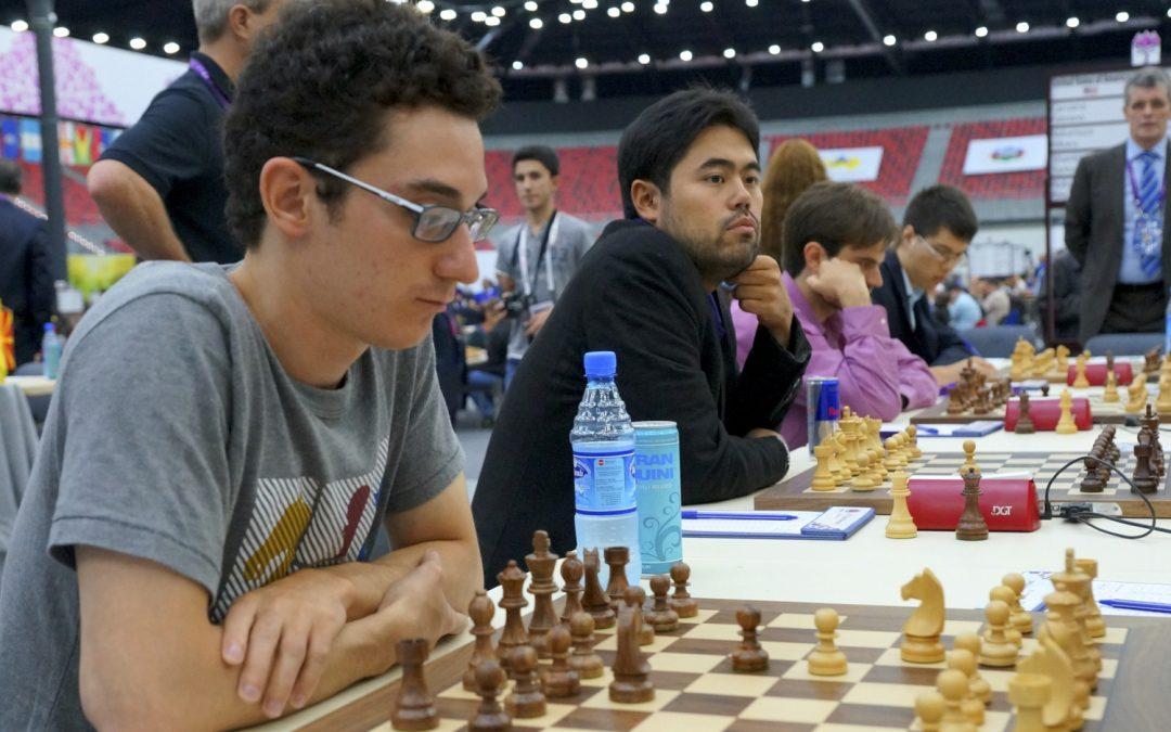 Baku – Toinen kierros, kovia kamppailuja