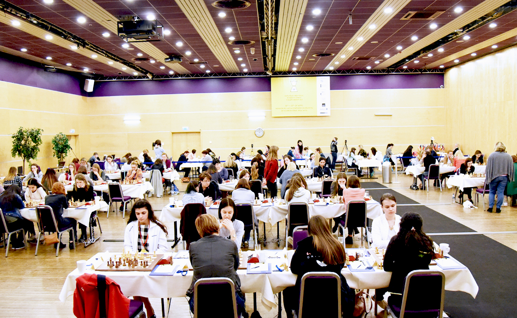 Naisten EM-kilpailu