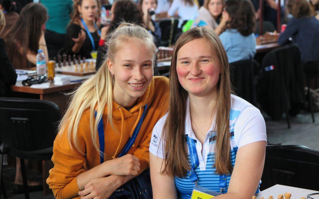 5. kierros Batumin olympialaisissa