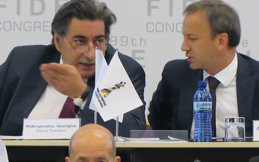 Batumin olympialaiset – 10. kierros
