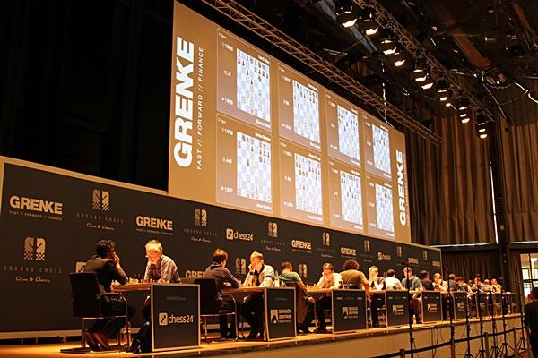 Grenke Open: kierrokset 1-3