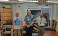 Hurme seniorien (+65) Suomen mestariksi