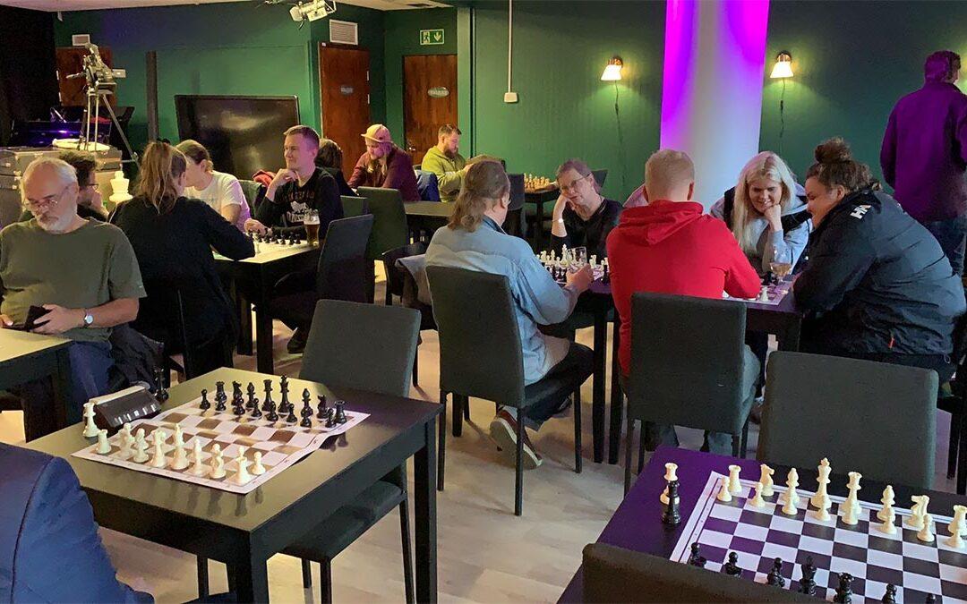 Chess'n Jazz -turnauksen tulokset